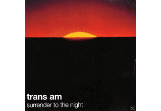 Trans Am - Surrender To The Night (LP+MP3) - (LP + Download)