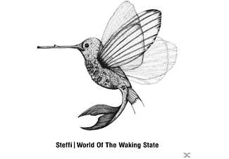 Steffi - World Of The Waking State - (CD)