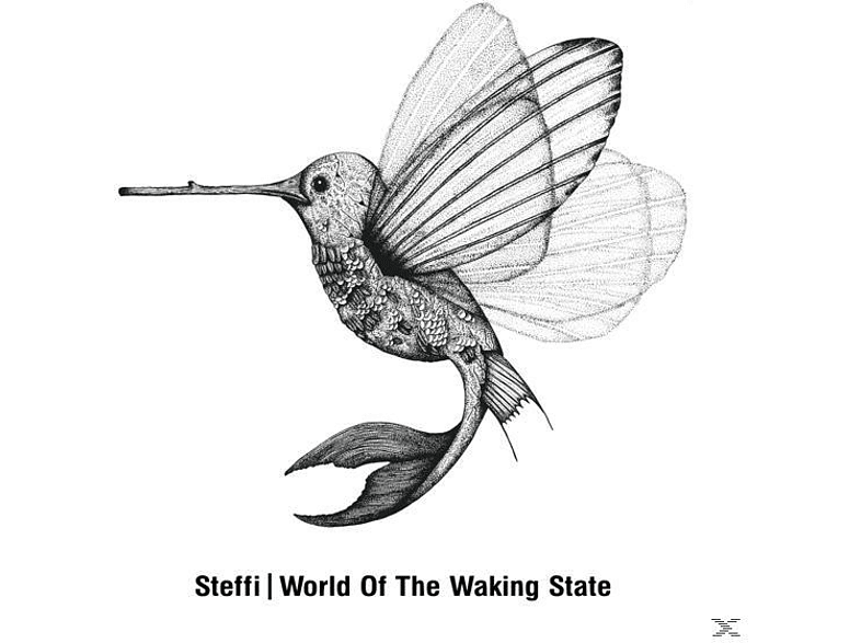 Steffi - World Of The Waking State [CD]