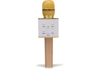 PETRIX Petrix Karaoke Mikrofon & Bluetooth Speaker