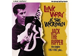 Link & The Wraymen Wray - Jack The Ripper - (CD)