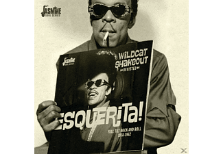 Esquerita - Wildcat Shakedown Revisited - (CD)
