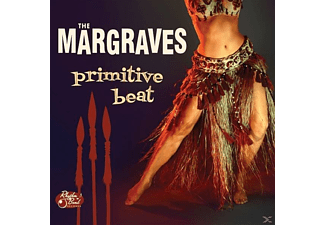 The Margraves - Primitive Beat - (CD)