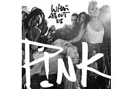 P!nk - What About Us  [5 Zoll Single CD (2-Track)]