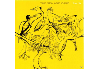 The Sea And Cake - The Biz (LP+MP3) - (LP + Download)