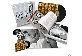 Glenn Gould - Goldberg Variations-Compl.1955 Record.(7CD+1 LP) - (LP + Bonus-CD)