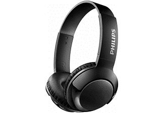 PHILIPS Casque audio sans fil Bass+ Noir (SHB3075BK/00)