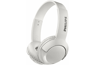 PHILIPS Casque audio sans fil Bass+ Blanc (SHB3075WT/00)