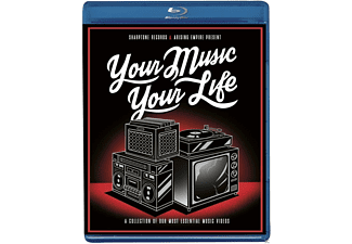 VARIOUS - Your Music Your Life - (Blu-ray)