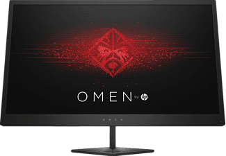 HP OMEN 25  Full-HD Gaming Monitor (1 ms Reaktionszeit, FreeSync, 144 Hz)