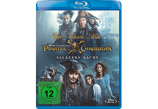 Pirates of the Caribbean: Salazars Rache - (Blu-ray)