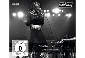 Mother's Finest - Live At Rockpalast - (CD + DVD Video)