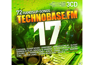 VARIOUS - TechnoBase.FM Vol.17 - (CD)