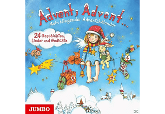 VARIOUS - Advent,Advent...Mein Klingender Adventskalender - (CD)