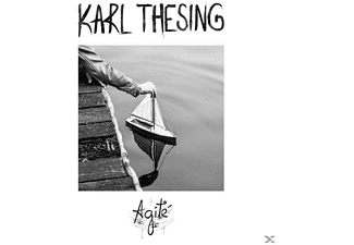 Karl Thesing - Agite - (CD)