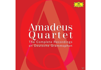 The Amadeus Quartet - The Complete Recordings (Ltd.Edt.) - (CD)