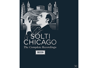 Georg Solti, Chicago Symphony Orchestra - The Complete Recordings (Ltd.Edt.) - (CD)
