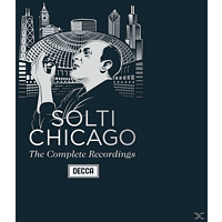 Georg Solti, Chicago Symphony Orchestra - The Complete Recordings (Ltd.Edt.) [CD]