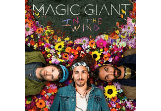 Magic Giant - In The Wind - (CD)