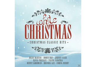 VARIOUS - White Christmas (The Christmas Classics Hits) - (CD)