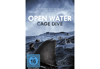OPEN WATER - CAGE DIVE - (DVD)