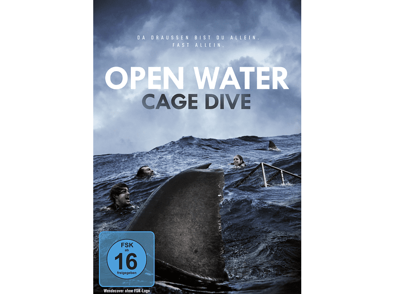 OPEN WATER - CAGE DIVE [DVD]