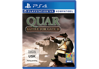 Quar: Battle for Gate 18 PSVR [PlayStation 4]