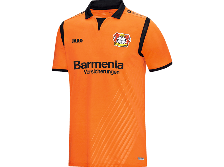 JAKO Bayer 04 Leverkusen Trikot, Orange