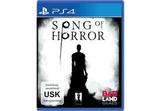 Song of Horror - PlayStation 4