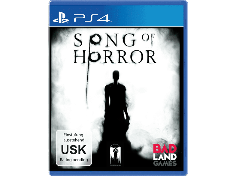 Song of Horror [PlayStation 4]