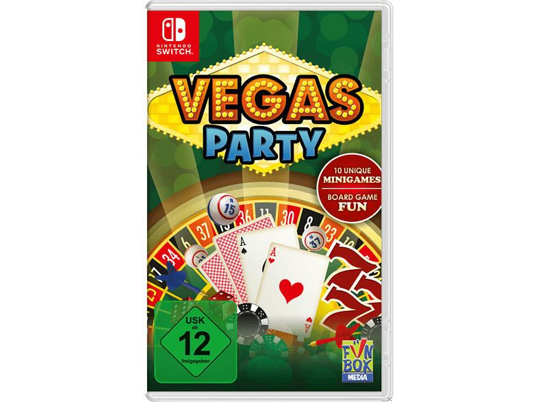 Vegas Party [Nintendo Switch]