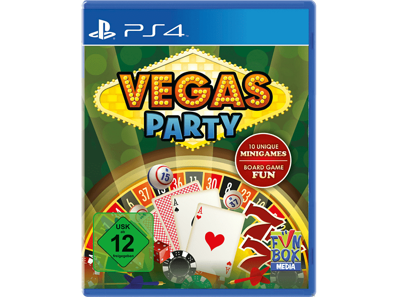 Vegas Party [PlayStation 4]