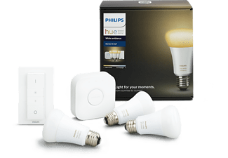 PHILIPS (LIGHT) HUE WHITE AMBIANCE 9.5W A60 E27 SET EU