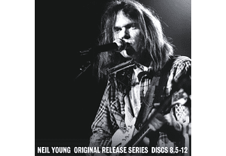 Neil Young - Official Release Series Discs (8.5-12) (CD)