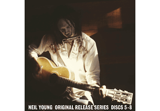 Neil Young - Official Release Series (Discs 5-8) (CD)