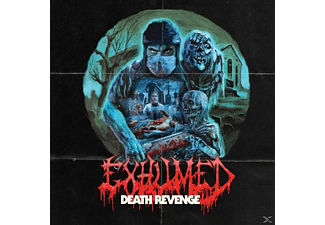 Exhumed - Death Revenge - (CD)