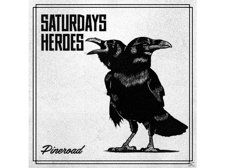 Saturday's Heroes - Pineroad [Vinyl]
