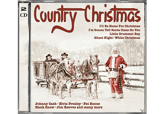 VARIOUS - Country Christmas - (CD)