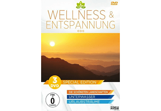 WELLNESS & ENTSPANNUNG - SPECIAL EDITION - (DVD)