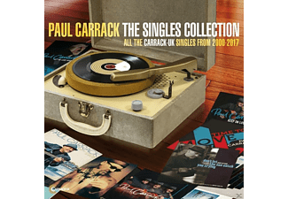 Paul Carrack - The Singles Collection 2000-2017 - (CD)