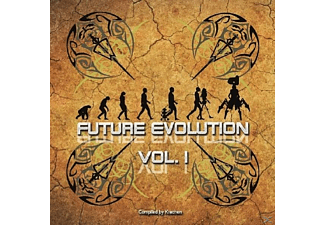 VARIOUS - Future Evolution 1 - (CD)