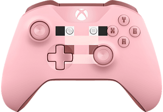 MICROSOFT Xbox One Minecraft Wireless Controller (Pink)