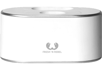 FRESH N REBEL 2PBCS1000WH, Ladestation, Weiß