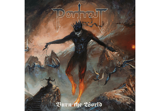 Portrait - Burn The World - (CD)