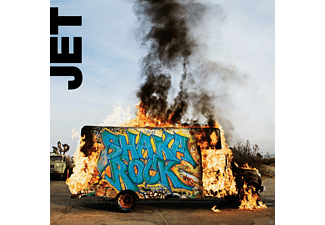 Jet - Shaka Rock [Import] - (CD)