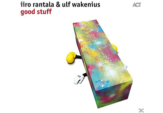 Rantala,Iiro/Wakenius,Ulf - Good Stuff - (CD)