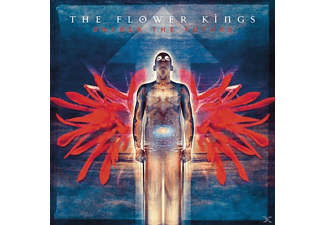 The Flower Kings - Unfold The Future (Re-issue 2017) - (LP + Bonus-CD)