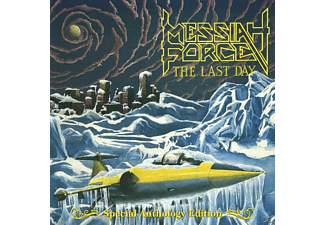 Messiah Force - The Last Day (Special Anthology Edition,2CD) - (CD)