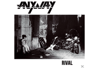 Anyway - Rival - (CD)