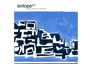 Isotope 217 - The Unstoppable Molecule (LP+MP3) - (LP + Download)